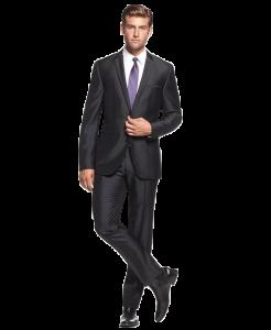 Modelo de corbata masculino